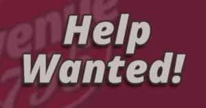 Help Wanted: Avenue 795 job postings.
